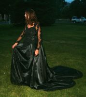 Ball Gown Terra 10 by Falln-Stock