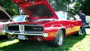 1969 Dodge Charger by Marissa1997