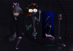 CE: Tanaka and Endo Cocorico Hospital Scare! by Doggshort2