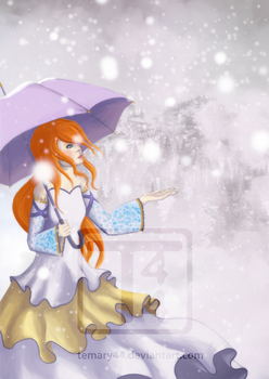 Winter Dream Contest Entry by temary44