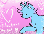Nira's Electric Angel (Meme) by NeroInu
