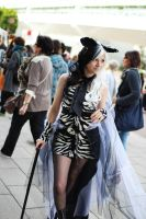 Steampunk Zebra Cosplay 2 by ChronaCosplay