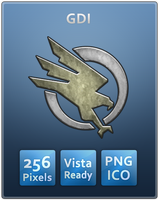 GDI Vista Ready Icon by Th3-ProphetMan