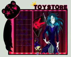 Loyal! Toy Store App -- Nox Allister by Poulpychan