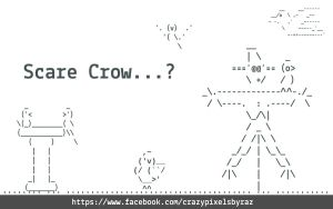 scare crow by razr310