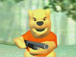 Public Enemy Number 1: Bears by p-o-q