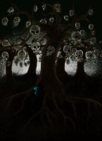 Deady Bear Tree by Gep65