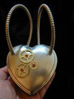 Steampunk Heart Jewelry Box 2 by RiverOtterWidget
