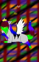 Im A Little Angel Dont You See My Halo by Sagey1346