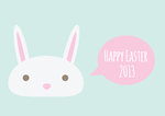 Happy Easter 2013 by apparate