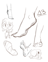 Intermission: Feet Practice by Triangles3