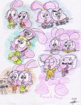 Anais and Panini doodles-1 by murumokirby360