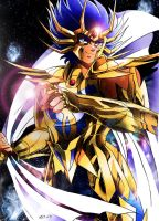 Saint Seiya - DEATHMASK - Final by Iso-pI