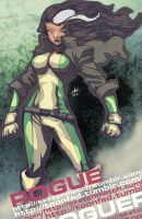 ROGUE by toonfed