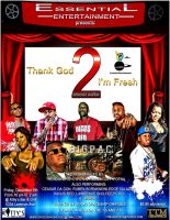 Thank God I'm Fresh 2 Concert Series by tmarried