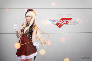 Sheryl Nome - 30th anniversary by polycrystal