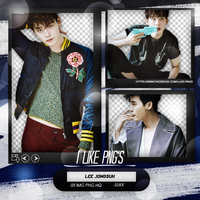 O4 | Lee Jong Suk (Pack PNG) by crxoked