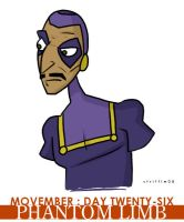 movember 26 by striffle