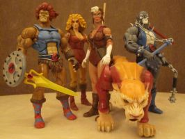 WE ARE THE THUNDERCATS by efrece