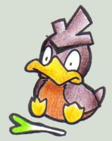 Baby Farfetch d by elvereth