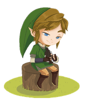 Link Pixel for Cascadena by xXNami-sanXx
