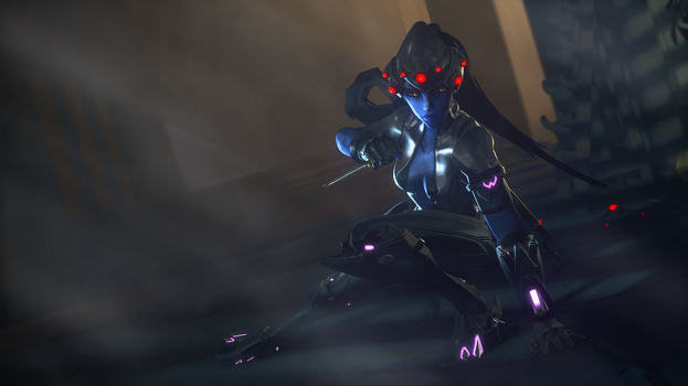 Widowmaker Covert Ops by MrShlapa