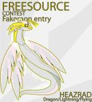 FREESOURCE CONTEST ENTRY FAKEMON HEAZRAD - revised by madcomm
