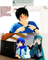 Questions 67: Cat Ears and Epic Voice Guy by Vocalkokoro