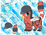 Reference Gift_ Arabianlover13 by P0CKYY