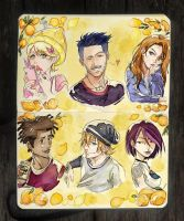 .: 6Teen by Picolo-kun