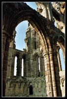 Whitby Abbey by Pystoph