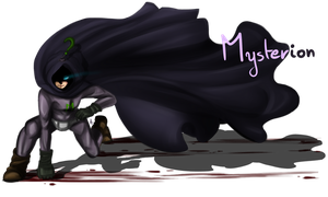 [South Park] Mysterion by SirSakamoto