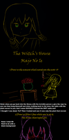 The Witch's House meme by kittycatisca