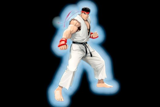 Ryu is here B#%@S by 6-ALF