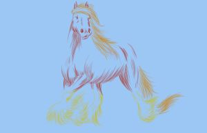 Horse5 by emmablackcat