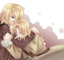 APH - Hug Me Please by mikokume-raie