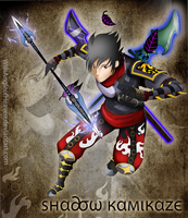 NS Request : Shadow Kamikaze by WiBiAngleofHeaven