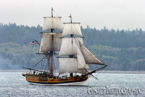 The Lady Washington by FosterPhotoGraphix