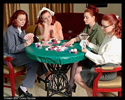 Poker Party 1707 by CaspersCreations