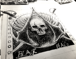 Black Flag by britolitos96
