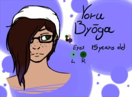 Yoru Byoga by NightWolfLover