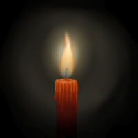 Candle. by Dowlie