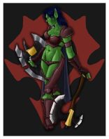 For the Horde by LoreliAoD