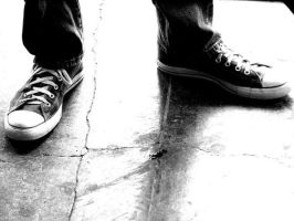 Converse by mochach