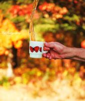 Have a Cup of Nature by PhotographsByBri