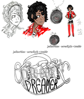 Ouroboric Dreamer workings by JadineR