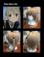 Commission: Maka Wig by xYaminogamex
