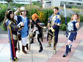 Fire Emblem Awakening Group by Elf-chuchu