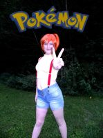 Misty's Signature Pose by DreamsOverRealityCos
