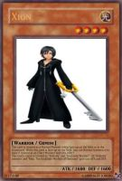 Xion card by A5L